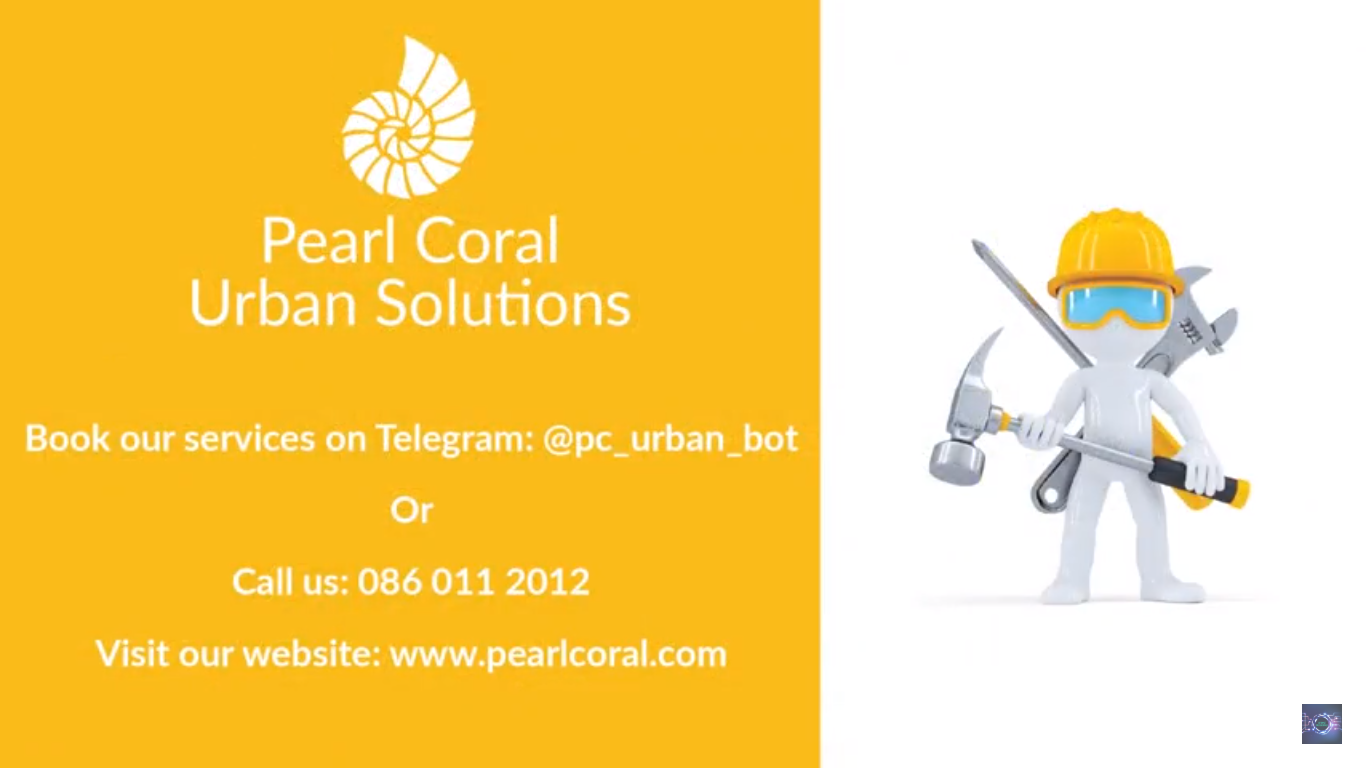 Pearl Coral Urban Solutions Promo Video